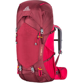 Gregory Amber 60 Rucksack Damen chili pepper red